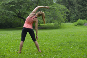 適度な運動を習慣化する