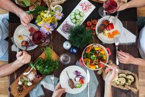 食事のバランス