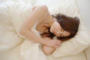 女性_睡眠