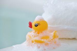 お風呂で血行促進