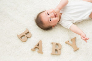 白髪染めの赤ちゃんへの影響は