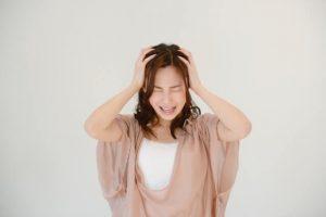ストレスは頭皮の痒みに繋がる