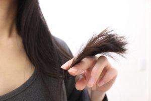 ダメージ髪の原因
